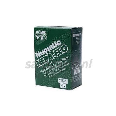 Stofzuigerzak Numatic Hepa flo 604011 origineel