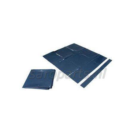 Stofzuigerzak nilfisk wap veiligheidszakken plastic origineel 302001480