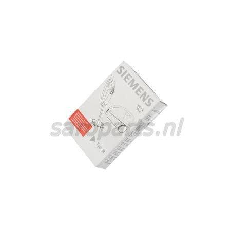 Stofzuigerzakken Bosch / Siemens Type N en R origineel 00460687