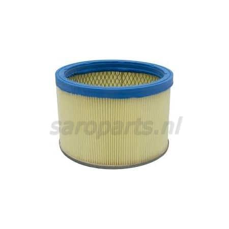 Stofzuigerfilter cartridge , Lamellenfilter Electrolux / nilfisk cubic - UZ934