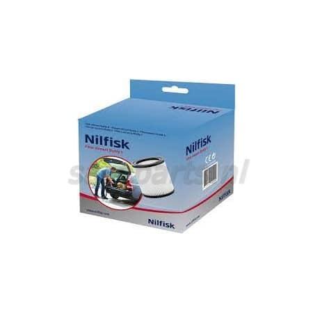 Stofzuigerfilter nilfisk Cartridge filter buddy II - 81943047
