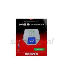 Stofzuigerzakken Hoover diva H68 origineel 35601915